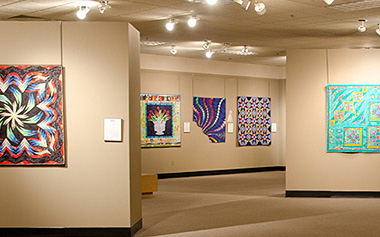 National Museum of the American Quilter's Society